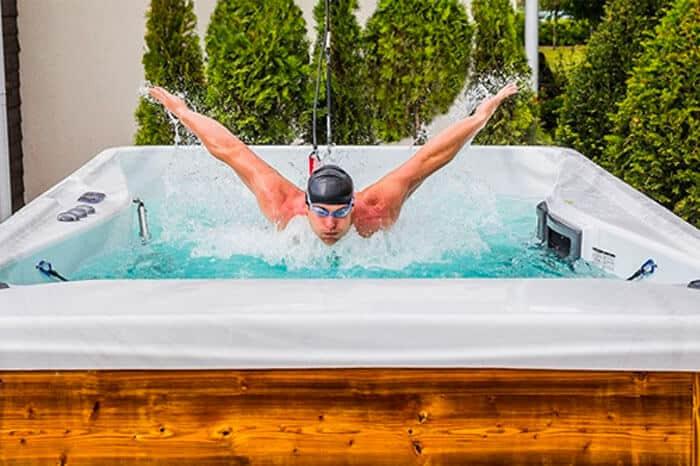 Zwemspa kopen in Limburg  | Silu Home & Wellness